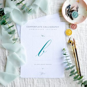 Copperplate Calligraphy Workbook